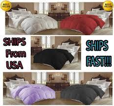 Down Alternative Comforter Twin Grey Twin Comforter