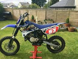 2 stroke motocross bikes for sale 2005 yz 85 2 stroke motocross bike in bodmin cornwall gumtree