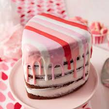 simple yet stunning this layers of love cake is all you need to