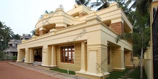 colonial luxury house plans arkitecture studio architects interior designers calicut kerala