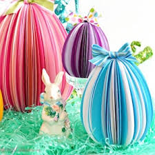 Easy Easter Paper Decorations by 100 Cheap U0026 Easy Easter Diy Decorations Prudent Penny Pincher