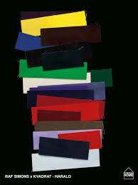 Simons Upholstery Harald Raf Simons Kvadrat Fabrics U0026 Curtains Pinterest