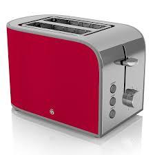 swan st17020bln 2 slice toaster blue amazon co uk kitchen u0026 home