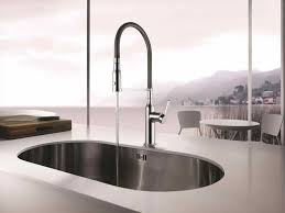 giagni fresco stainless steel 1 handle pull kitchen faucet cool giagni fresco stainless steel 1 handle pull kitchen faucet