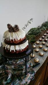 pocoyo theme party using nothing bundt cakes nothing bundt