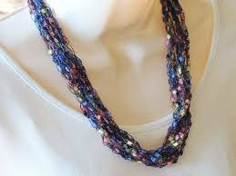 ladder ribbon 42 best ladder yarn images on yarn necklace ribbon
