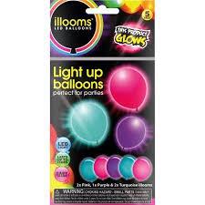 led light up balloons walmart illooms thekidzone
