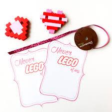 diy lego heart valentines i heart nap time