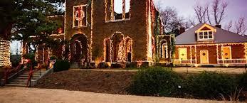 barnsley gardens christmas lights barnsley resort in adairsville georgia christmas in july and a