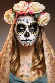 best halloween makeup for sugar skull best 25 disfraz de la muerte ideas only on pinterest calavera