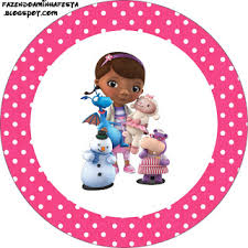 doc mcstuffins cupcake toppers doc mcstuffins free printable candy buffet labels is it for