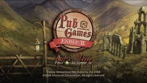 fable 2 pub games let s play fable ii pub games youtube