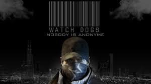 watch dogs screen wallpaper