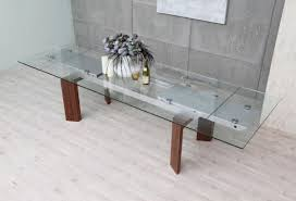 extended glass dining table simoon net simoon net