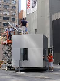 Compact House Prefab Micro House Modular Contemporary Energy Efficient