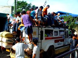jeepney interior philippines how many people can you fit on a jeepney 1 more my travels