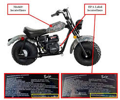 black friday tractor supply sale mini bikes recalled by baja motorsports cpsc gov