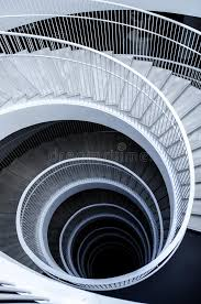 Spiral Stair Handrail Graphic Spiral Stairs Royalty Free Stock Photography Image 33277797