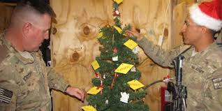 in afghanistan a hard holiday season for u s troops