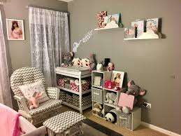 Wall Shelves Target Gray Walls Chevron Glider Wayfair Pink Elephants White Cloud