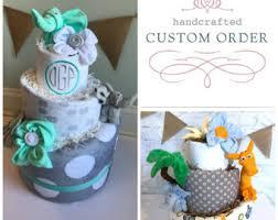 custom diaper cakes etsy