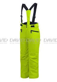 dětské lyžařské kalhoty color kids 103055 sanglo david sport
