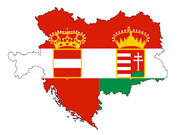 Austria Flag Flag Map Of Austria Hungary By Coconutmaps On Deviantart