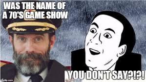 Captain Obvious Meme - captain obvious you don t say imgflip