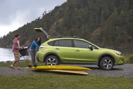 lifted subaru xv subaru axes xv crosstrek hybrid over poor sales