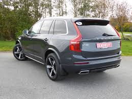 volvo xl 90 real pictures of xc90 r design page 3