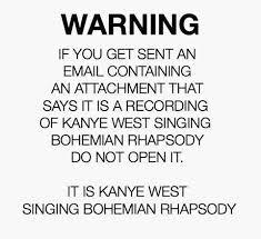 Bohemian Rhapsody Memes - kanye west vs freddie mercury video goes viral after bohemian