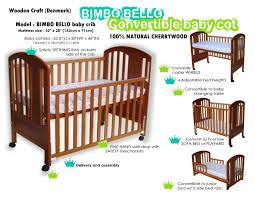 Kidco Convertible Crib Rail by Crib Safety Height Baby Crib Design Inspiration
