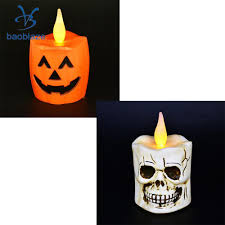 black skull candle promotion shop for promotional black skull