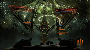 Elite Dangerous Galaxy Map A Star Map From The New Thargoid Base Credit Madraptor