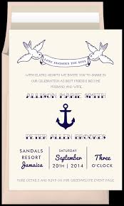 Best Love Anchors The Soul - love anchor invitations in creme greenvelope com