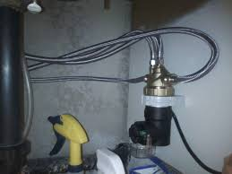 laing under sink recirculating pump laing e1 bcanct1w 06 autocirc pump with fixed thermostat and timer