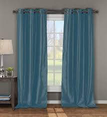 Plum Faux Silk Curtains Changingbedrooms 46x54 Top Plum Faux Silk Lined