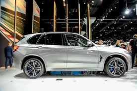 Bmw X5 Grey - 2015 bmw x5 m x6 m debut with improved performance motor trend wot