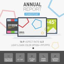 annual report ppt template 48 best annual business report templates psd word powerpoint id