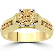 colored wedding rings images Colored diamond engagement rings jpg