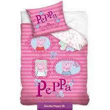 Peppa Pig Bed Set by