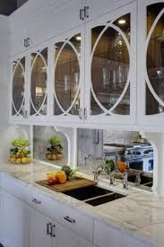 Best Glass Cabinets Images On Pinterest Glass Cabinets - Kitchen glass cabinets