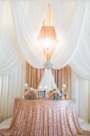 wedding backdrop ideas pipe and drape ideas 89583471162236ba4722ac9d57856690 gold