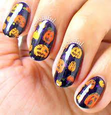 Halloween Nail Art Pumpkin - cubbiful halloween nail art pumpkins u0026 jack o lanterns