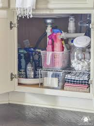 ideas for organizing kitchen how to organize the kitchen sink