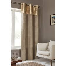 Gold Metallic Curtains Lovable Gold Metallic Curtains And Etched Metallic Faux Suede