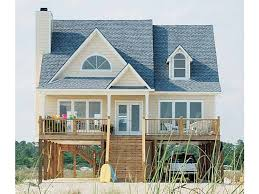 beach homes plans beach house plans best plan narrow cottage elevated floor on pilings