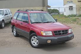 subaru awd wagon 2000 subaru forester station wagon awd automatic 2 975 00