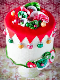 christmas cake ideas easyday