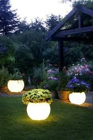 Diy Outdoor Lighting Without Electricity Outdoor Designs